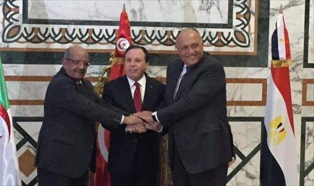 Tunisia Egypt And Algeria Support Libyan Political Agreement
