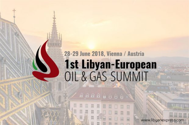 Vienna to host summit on Libya's Oil & Gas Industry