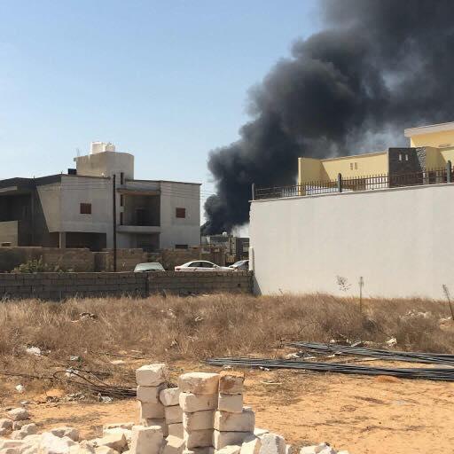 Libya: Haftar's fighter jets rock Tripoli's residential areas