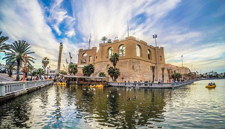 Tripoli's Saraya Al-Hamra