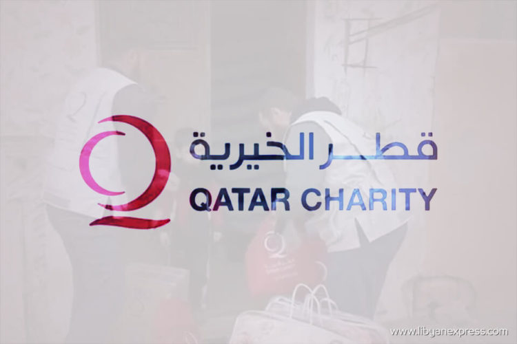 qatar charity - Qatar Charity's delegation to distribute QR14mn relief aid to Syrians